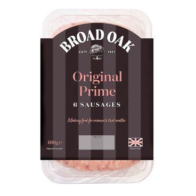 Original Prime Sausages (400g)