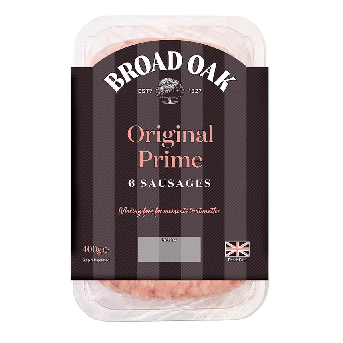 Original Prime Sausages (400g)